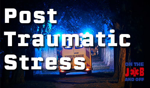 Post-Traumatic Stress: EMS course image