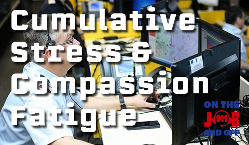 Cumulative Stress & Compassion Fatigue: Dispatch course image