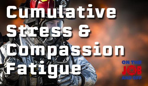 Cumulative Stress and Compassion Fatigue: Fire course image