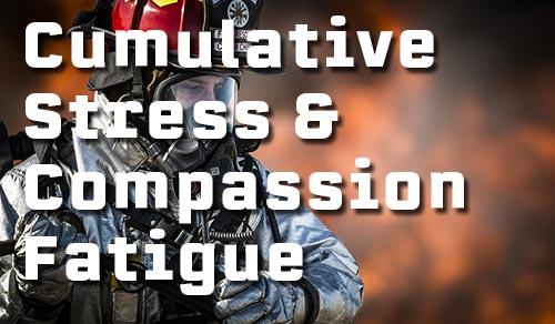 Cumulative Stress and Compassion Fatigue: Fire course image