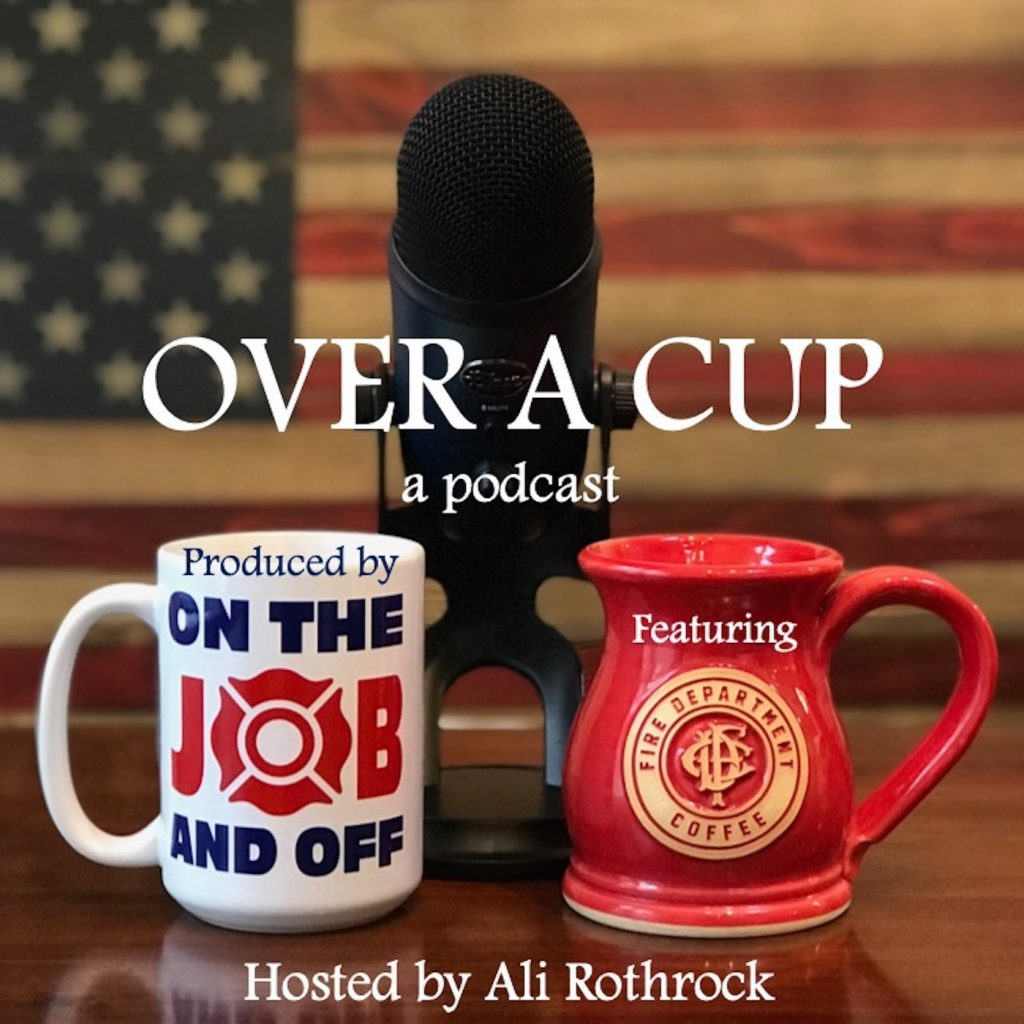 Over a Cup Podcast
