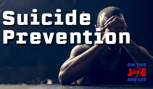 Suicide Prevention: Dispatch course image