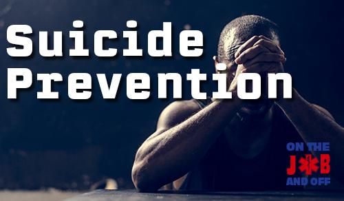 Suicide Prevention: EMS course image